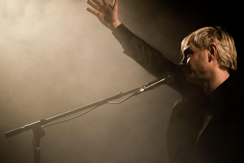 Jean Andreu live